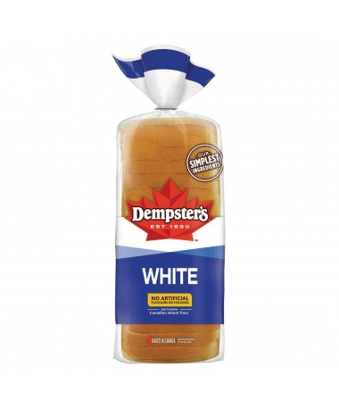 Dempster's White Bread (675g)