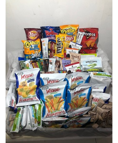 Snacks Large (150+ snacks) - Office Snack Delivery