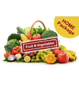 Fruit & Vegetables - Home Package