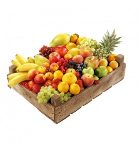 Large Office Fruit Box - BEST VALUE!
