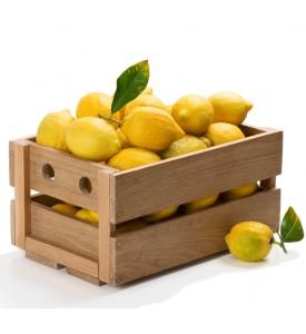 Lemons case organic