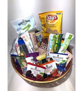 Office Snack Delivery - Snacks Small (35+ snacks)