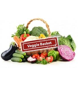 Organic Veggie Basket