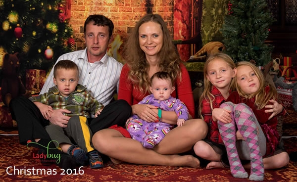 The Kondratyev Christmas 2016
