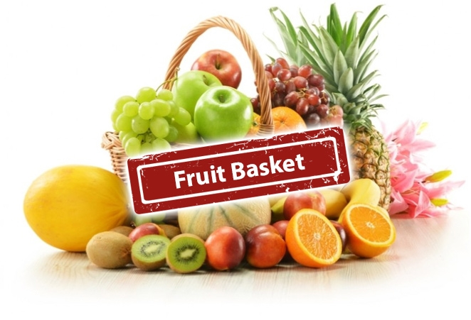 Fruit Basket - Home Package
